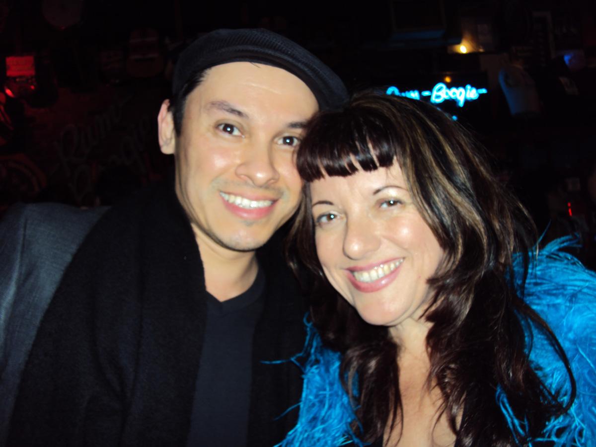 Darren Jay and Candye Kane