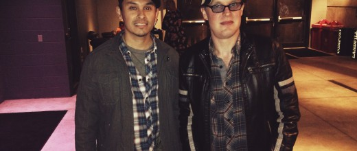 Darren Jay and Joe Bonamassa