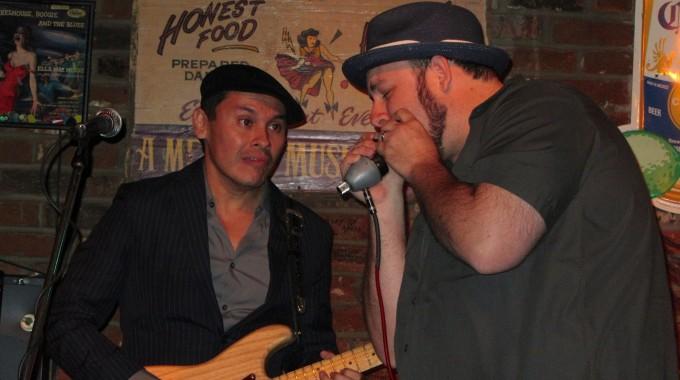 Darren Jay and Brandon Santini