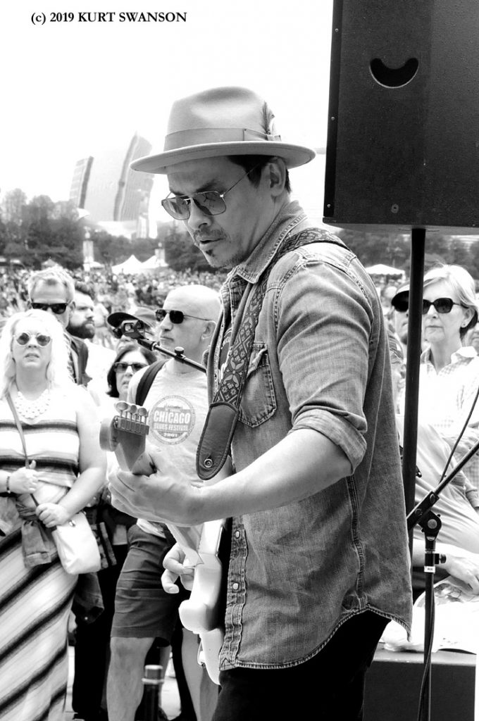 Darren Jay - 36th Annual Chicago Blues Festival