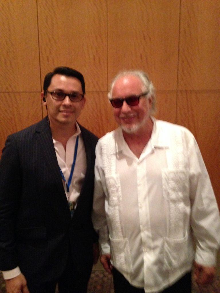 Darren Jay and Bob Margolin
