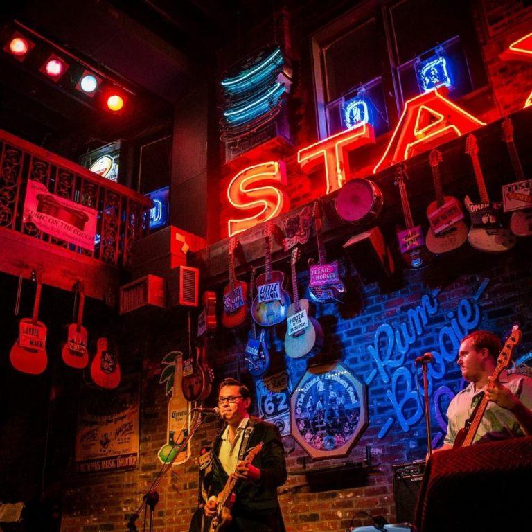 Darren Jay and The Delta Souls - Rum Boogie Memphis