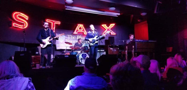 Darren Jay and The Delta Souls - Stax Memphis
